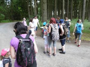 Loučení s předškoláčky a společný výlet